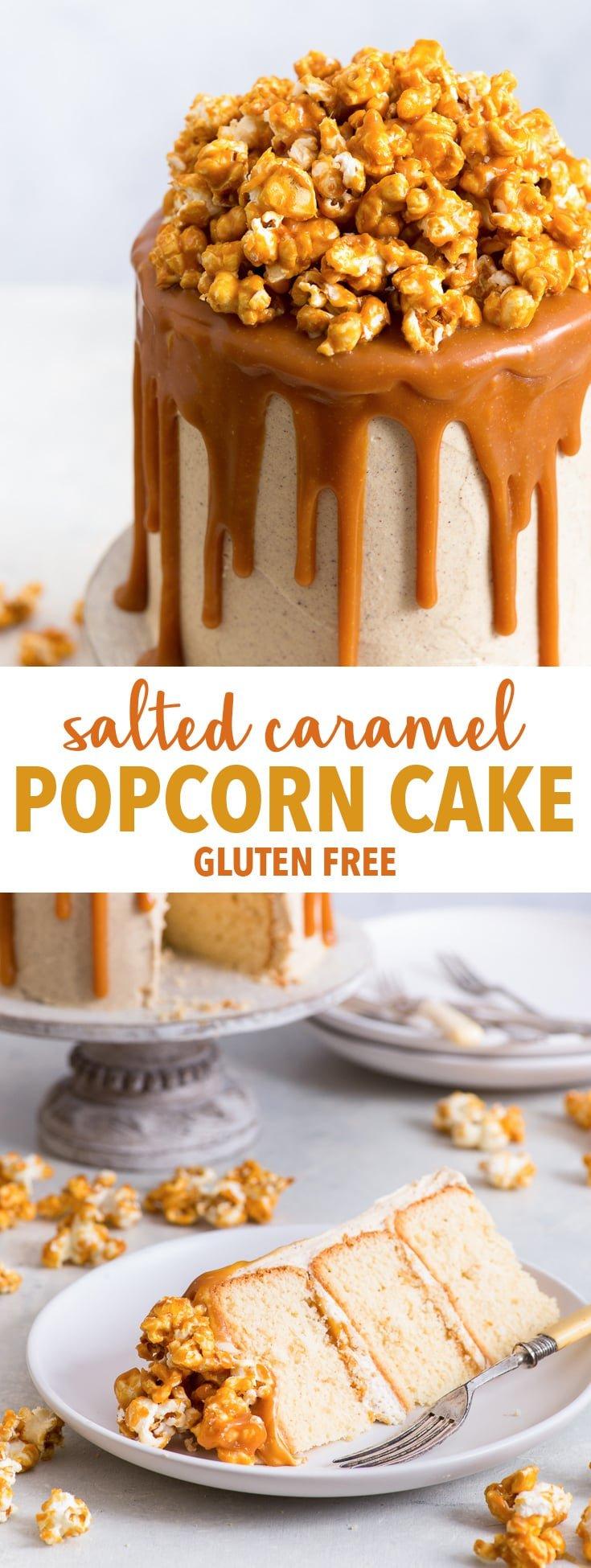 Gluten Free Peanut Butter Cake Recipe